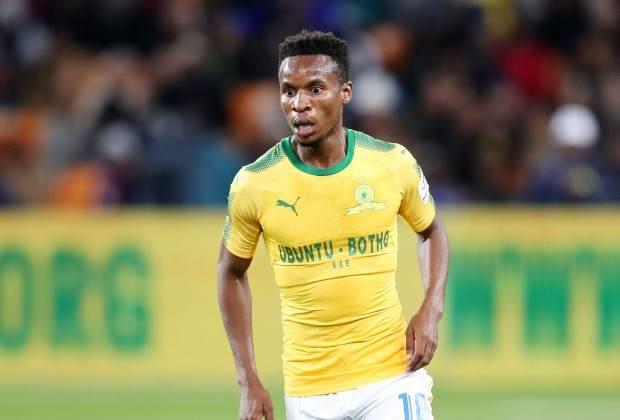 Mamelodi Sundowns star Themba Zwane