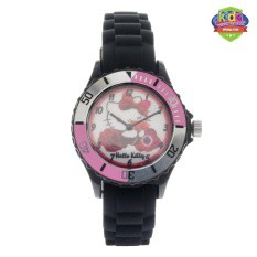 Gambar Jam Tangan Hello Kitty 6
