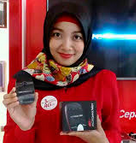 Call Center Smartfren Paling Cantik di Indonesia