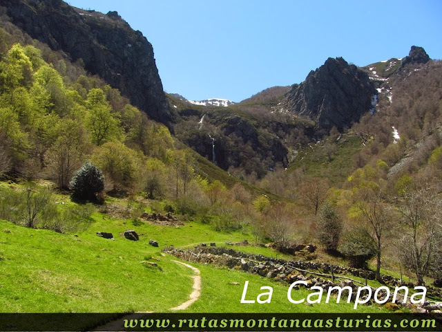 La Campona y Tabayón del Mongayu