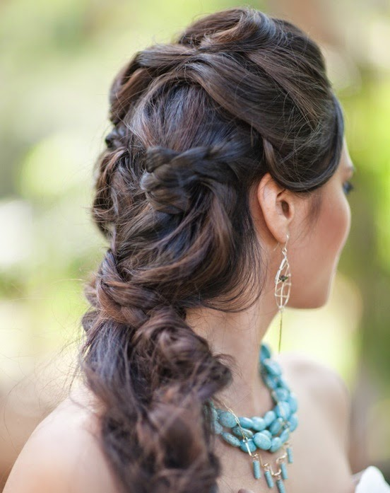 3 Hairstyles Quinceanera