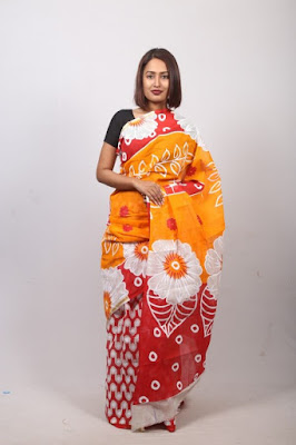pohela boishakh saree picture