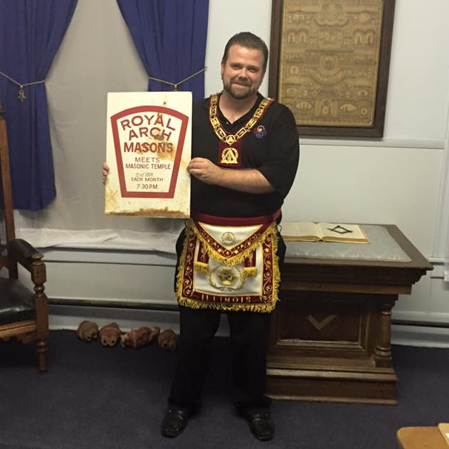 Freemasons For Dummies: A New Royal Arch Chapter? Yes, Really