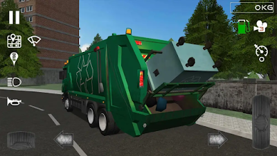 تحميل أخر إصدار لعبةTrash Truck Simulator APK للاندرويد و الأيفون برابط مباشر