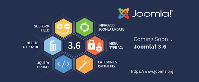 Joomla 3.6 Coming Soon