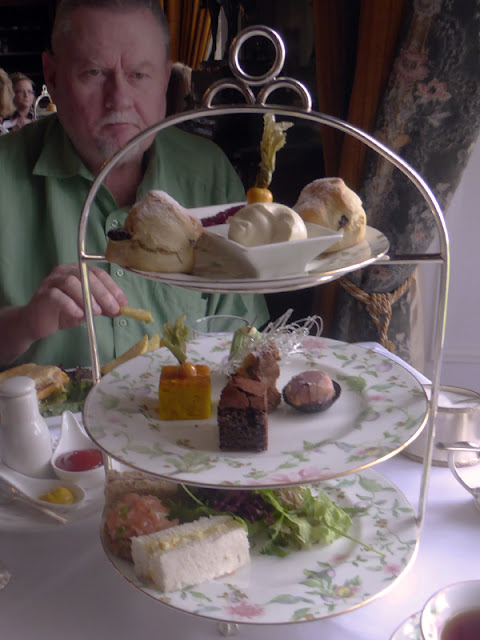 Mrs. White's Tea at Dromoland Castle – Ireland