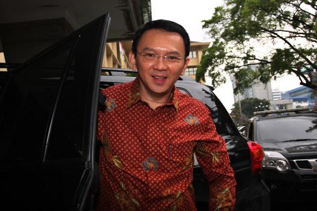Ahok Mantap Gandeng Heru Budi Santoso Maju Pemilihan Gubernur DKI Jakarta 2017