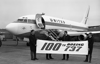 The Boeing 737 is the world's most popular airliner.
