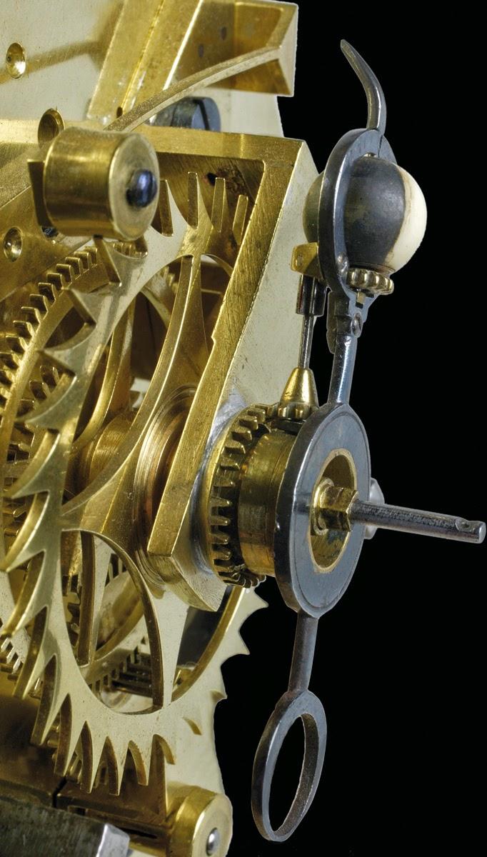 Louis Moinet debajo del reloj3
