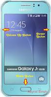 Hard Reset Samsung Galaxy J1 ACE