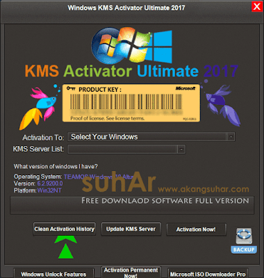 Windows KMS Activator Ultimate 2017 final