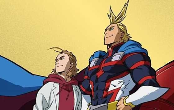 Boku No Hero Academia – OVA 3 – All Might Rising The Animation