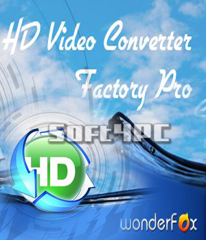 WonderFox HD Video Converter Factory Pro 9.0 + Crack