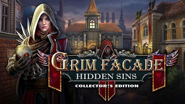 Let's Play Grim Facade 6 Hidden Sins PC Walkthrough Guide and Tips