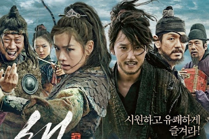 Review Sinopsis Film The Pirates Korea 2014