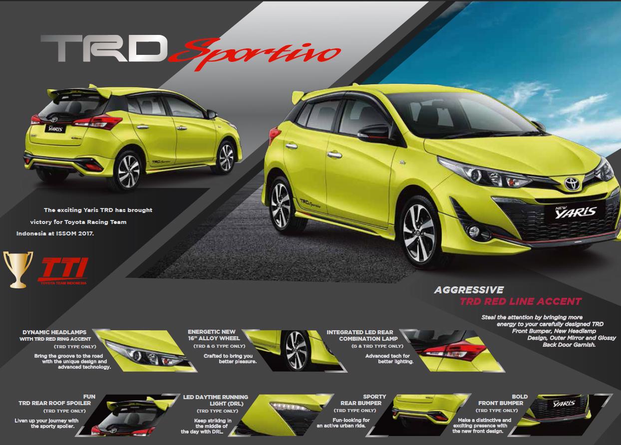 Grand New Avanza Veloz 1.5 2017 Interior Agya Trd Brosur Toyota Yaris 2018 Promo Jakarta