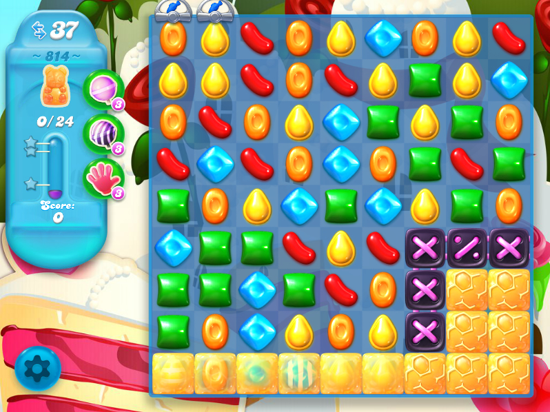 Candy Crush Soda Saga 814