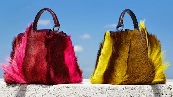 Fendi's Fall/Winter 2014 FULL Ad Campaign