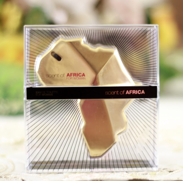 Scent of Africa Perfume