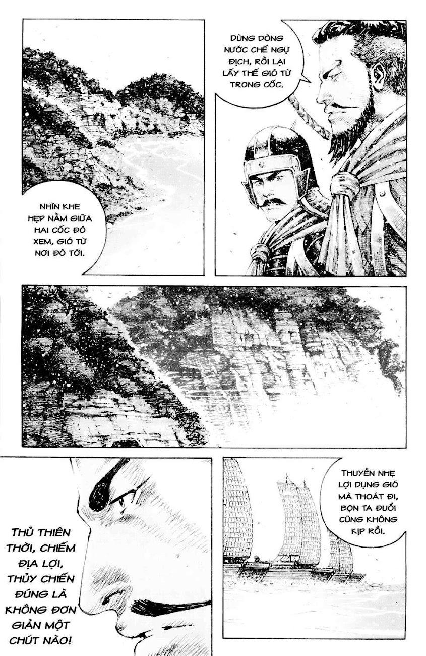 Hỏa phụng liêu nguyên Chương 400: Quả ngôn cận công [Remake] trang 17