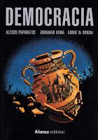 Democracia de Alecos Papadatos, Abraham Kawa y Annie Di Donna. edita Alianza