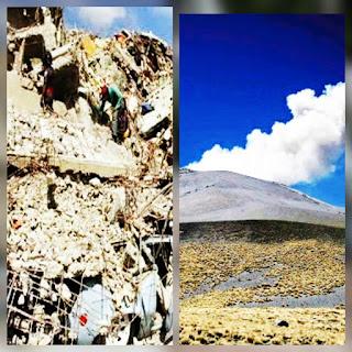 Sismos del 2017 tienen relación con actividad del Popocatépetl.