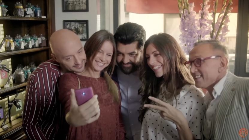 Gli Chef di MasterChef pubblicità sta tornando con Foto - Testimonial Spot Pubblicitario MasterChef  2016
