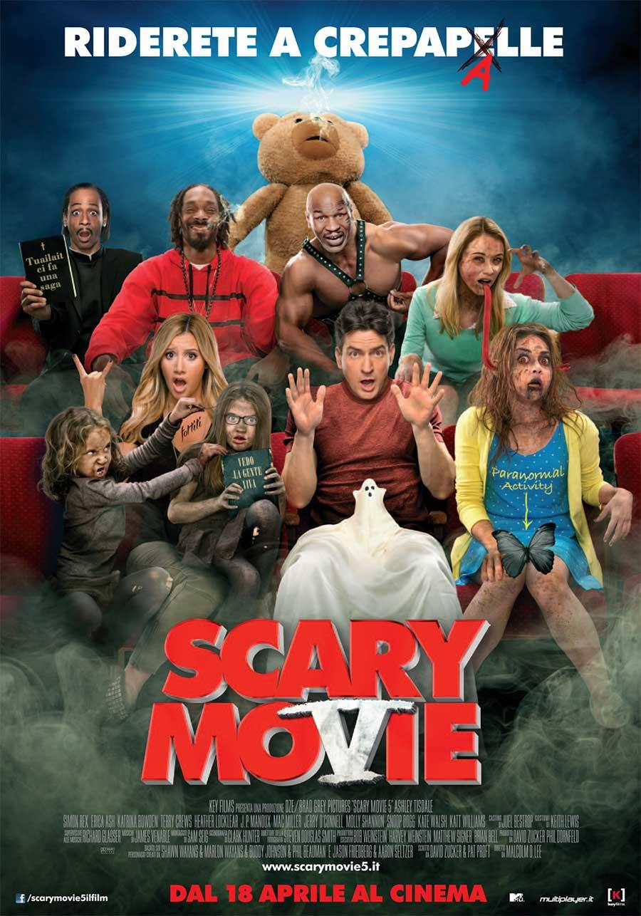 Scary Movie Stream Hd Filme