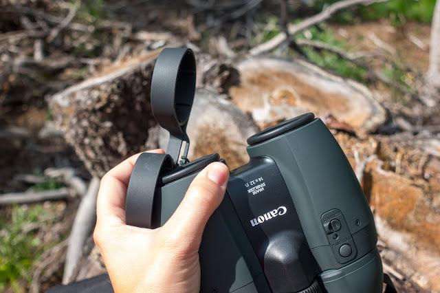 Canon 14x32 IS  Fernglas mit 14fach Vergrößerung und Bildstabilisator 04