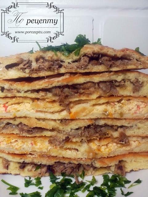 тесто для хачапури на кефире