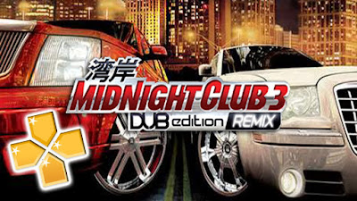 Midnight Club 3 – Dub Edition PSP ISO For Android | PPSSPP Emulator