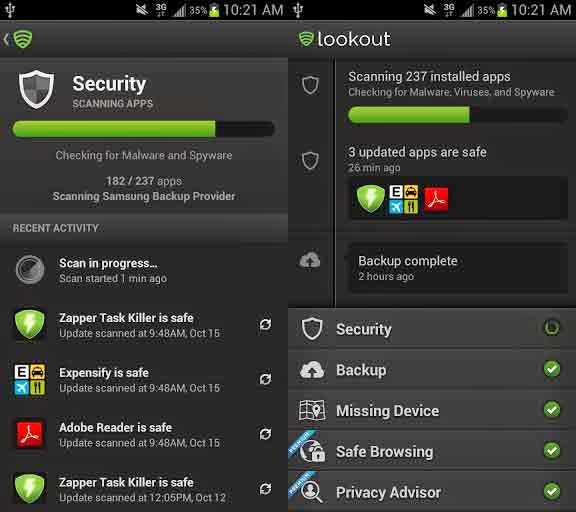 Best android portal: Top 5 Best Free Antivirus Apps for