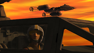 Star Wars Rebels secret cargo