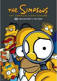 Los Simpsons Temporada 6 Online