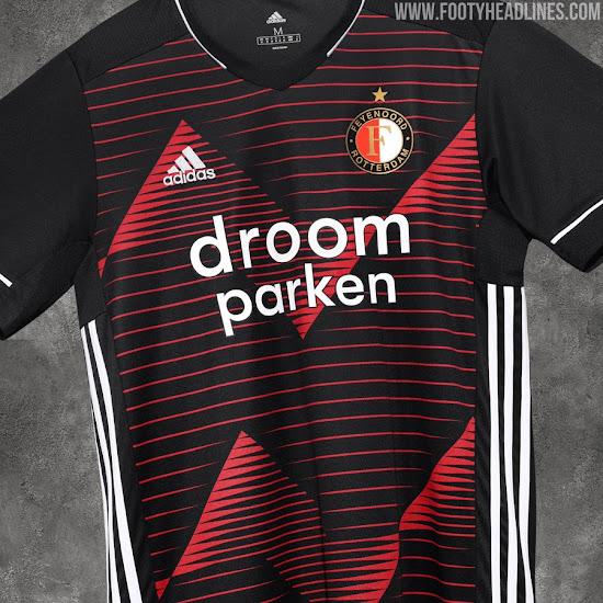 Feyenoord 20-21 Away Kit Revealed - Footy Headlines