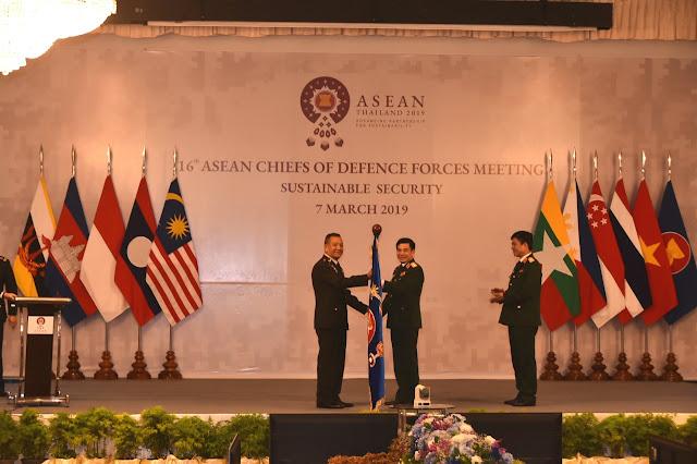 Forum ACDFM Ke-16 Tingkatkan Kemitraan Strategis Dengan Landasan Solidaritas ASEAN