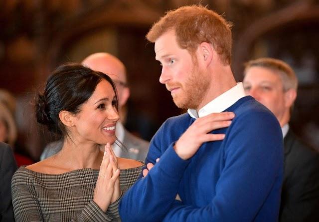 Descoberto o presente da Rainha Elizabeth aos noivos Harry e Meghan