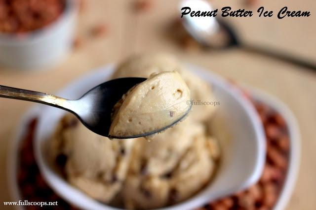 Peanut Butter Ice Cream
