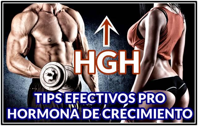 Tips efectivos para incrementar la producción natural de hormona de crecimiento