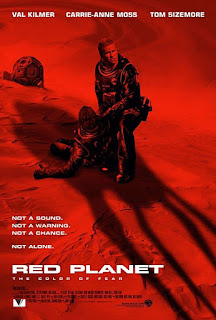 Red Planet movie poster
