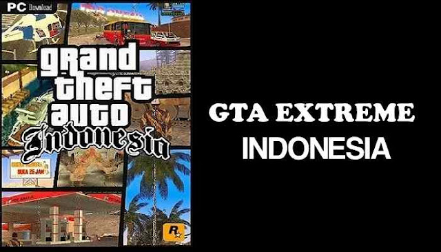 Download GTA Extreme Indonesia