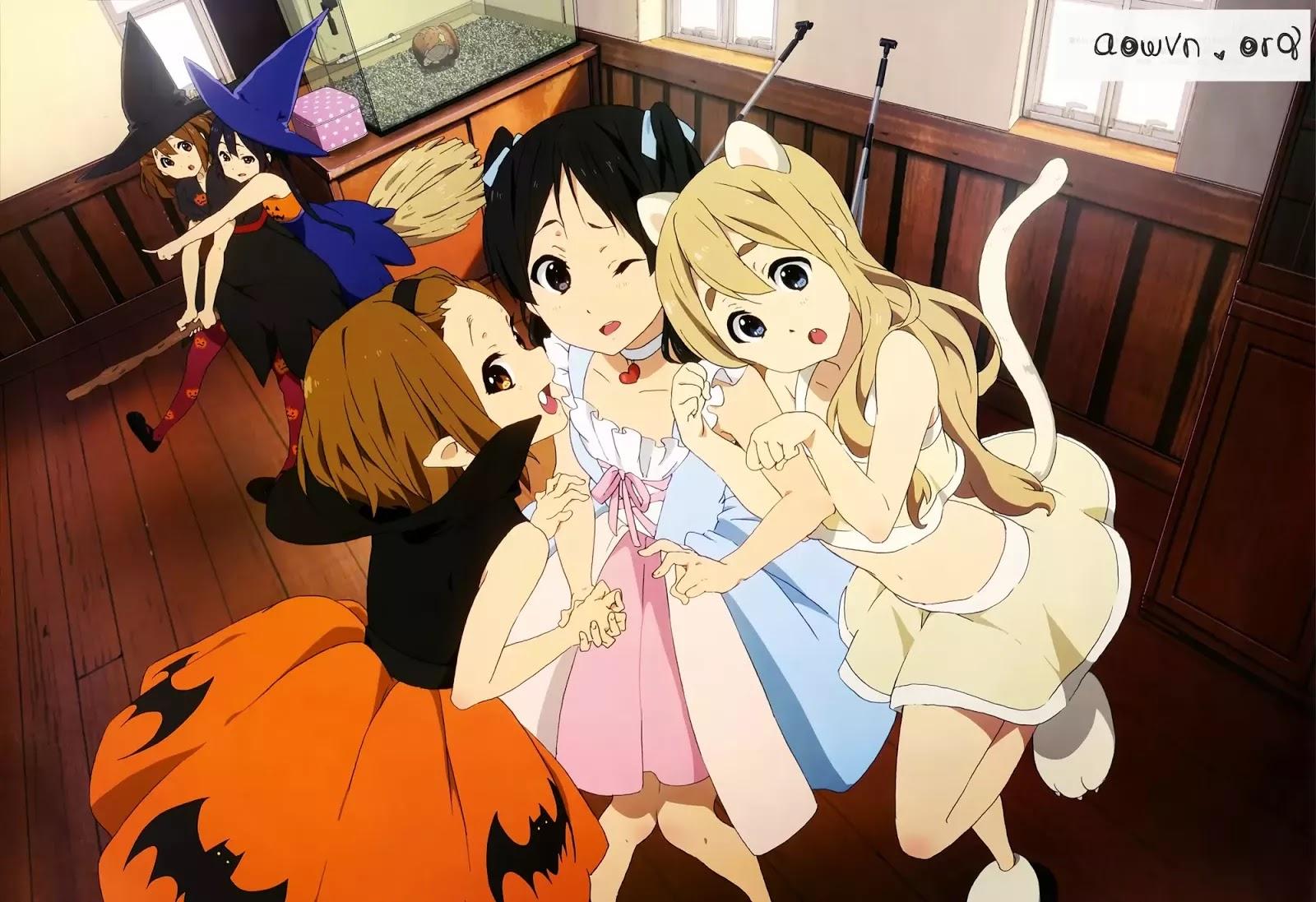 k on amv - #13 Pay Phone - minisaku25 AMV | Anime Music Video