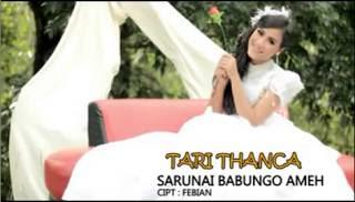 Tari Thanca – Sarunai Babungo Ameh