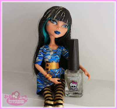 Monster High Cléo do Nilo