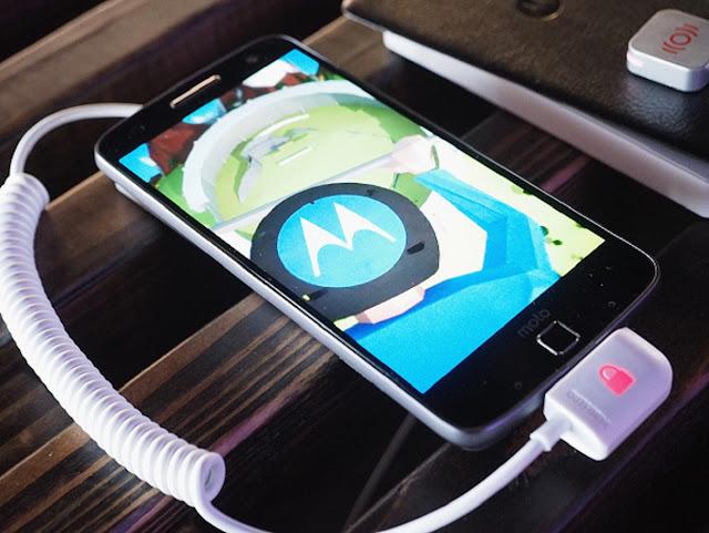 Motorola Tidak Mau Berjualan Berlebihan di Indonesia