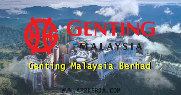 Jawatan Kosong Genting Malaysia Berhad