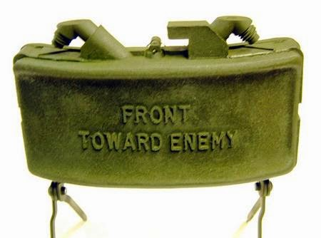 Front Toward Enemy