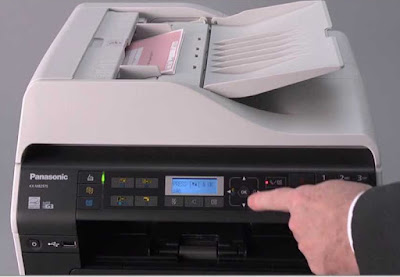 Download Panasonic DP-MB250 Driver Printer