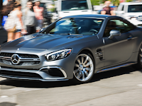 2018 Mercedes-AMG SL65 Review