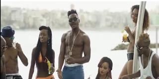 Video of Ali Kiba and Sauti Sol.
